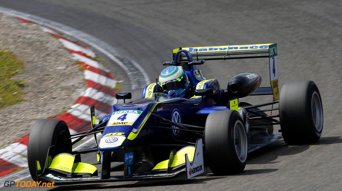 FIA Formula 3 European Championship, round 6, race 3, Zandvoort  4 Alessio Lorandi (ITA, Carlin, Dallara F312 - Volkswagen), FIA Formula 3 European Championship, round 6, race 3, Zandvoort (NED), 15. - 17. July 2016 FIA Formula 3 European Championship 2016, round 6, race 3, Zandvoort (NED) Thomas Suer Zandvoort Netherlands