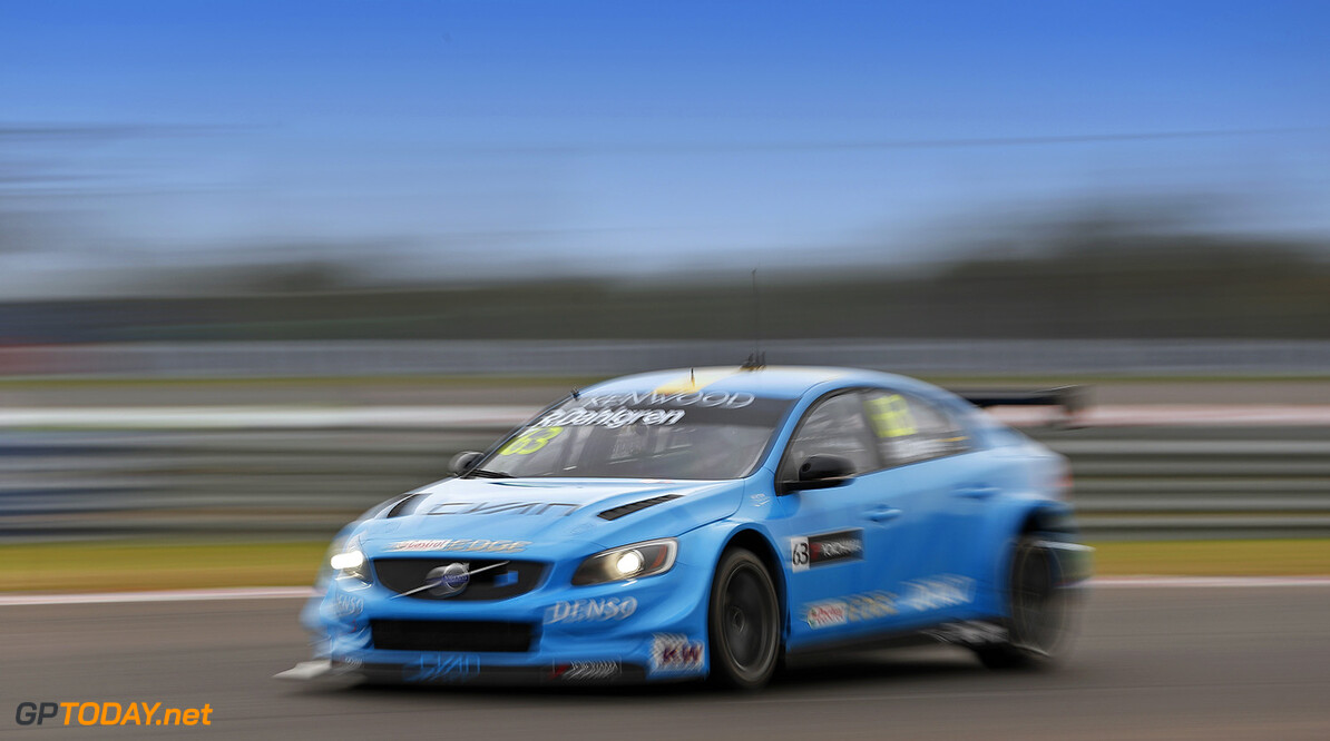 63 DAHLGREN Robert (swe) Volvo S60 team Polestar Cyan racing action during the 2016 FIA WTCC World Touring Car Race of Argentina at Termas de Rio Hondo, Argentina on August 6 to 7 - Photo Jean Michel Le Meur / DPPI AUTO - WTCC ARGENTINA 2016 Jean Michel Le Meur Termas de Rio Hondo Argentine  amerique du sud argentina argentine auto championnat du monde circuit course fia motorsport south america tourisme wtcc aout