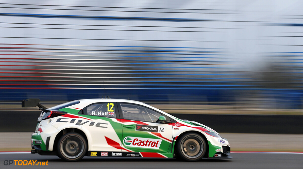 12 HUFF Rob (GBR) Honda Civic team Honda racing Jas action during the 2016 FIA WTCC World Touring Car Race of Argentina at Termas de Rio Hondo, Argentina on August 6 to 7 - Photo Francois Flamand / DPPI. AUTO - WTCC ARGENTINA 2016 Francois Flamand Termas de Rio Hondo Argentine  amerique du sud argentina argentine auto championnat du monde circuit course fia motorsport south america tourisme wtcc aout