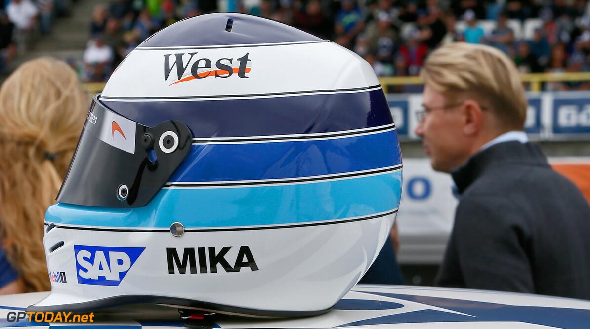 Mika Hakkinen impressed with Raikkonen's form