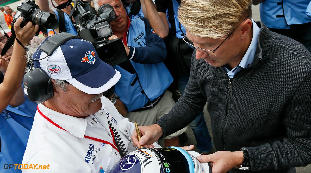 Mika Hakkinen viert vandaag zijn 48ste verjaardag