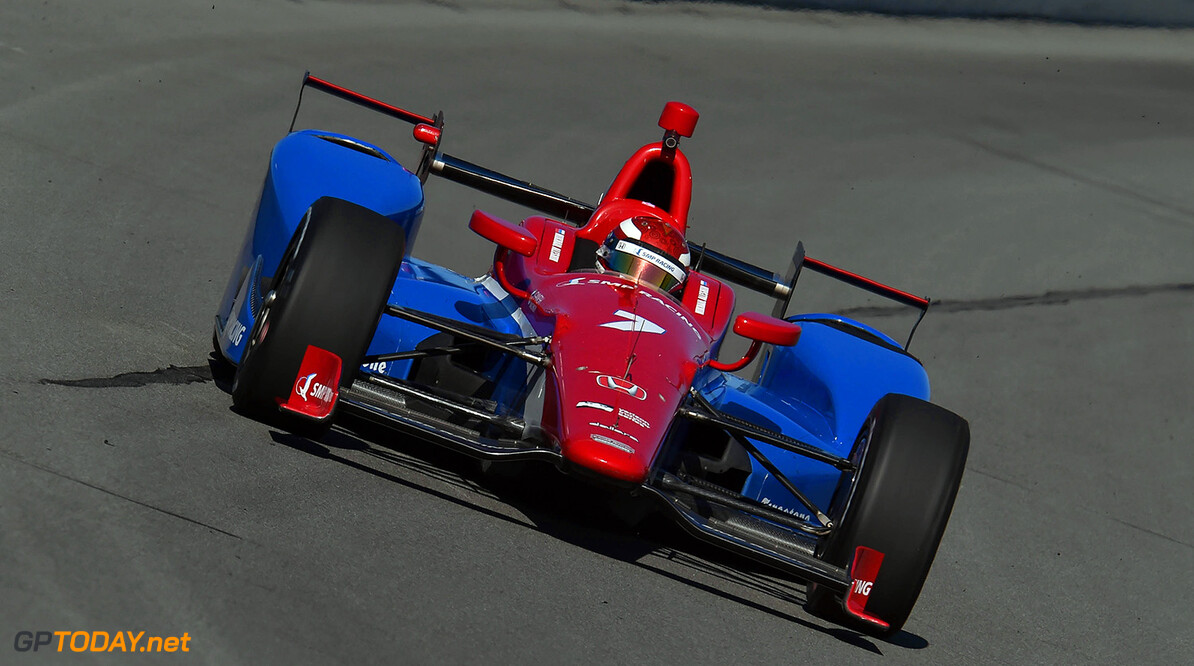 Mikhail Aleshin to return to SPM