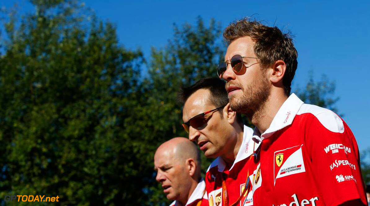 Sebastian Vettel teleurgesteld na laatste plaats in kwalificatie