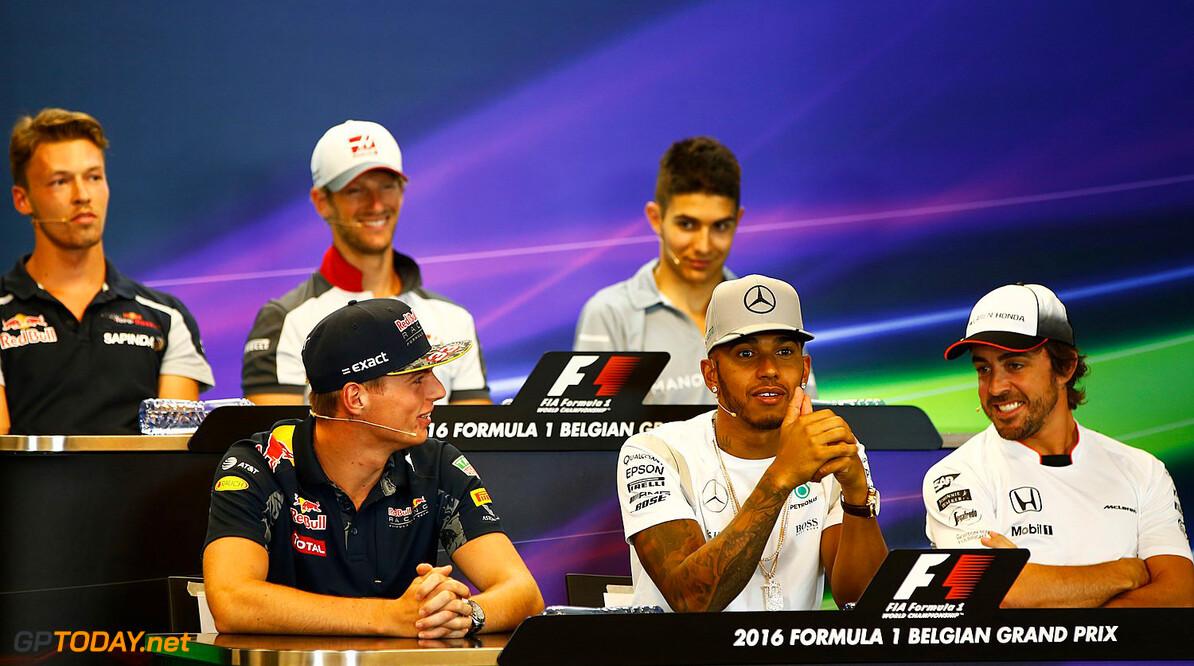 Verstappen had graag meer met Alonso gestreden