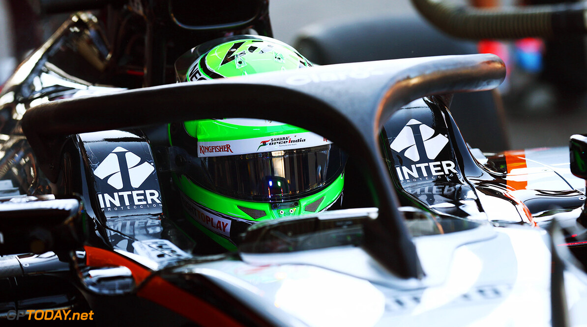 Halo critics would still vote for it - Nico Hulkenberg