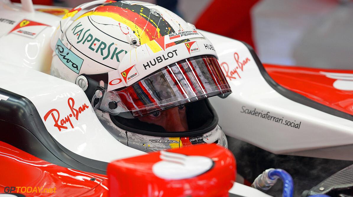 De kleurrijkste boordradio's van Vettel dit jaar