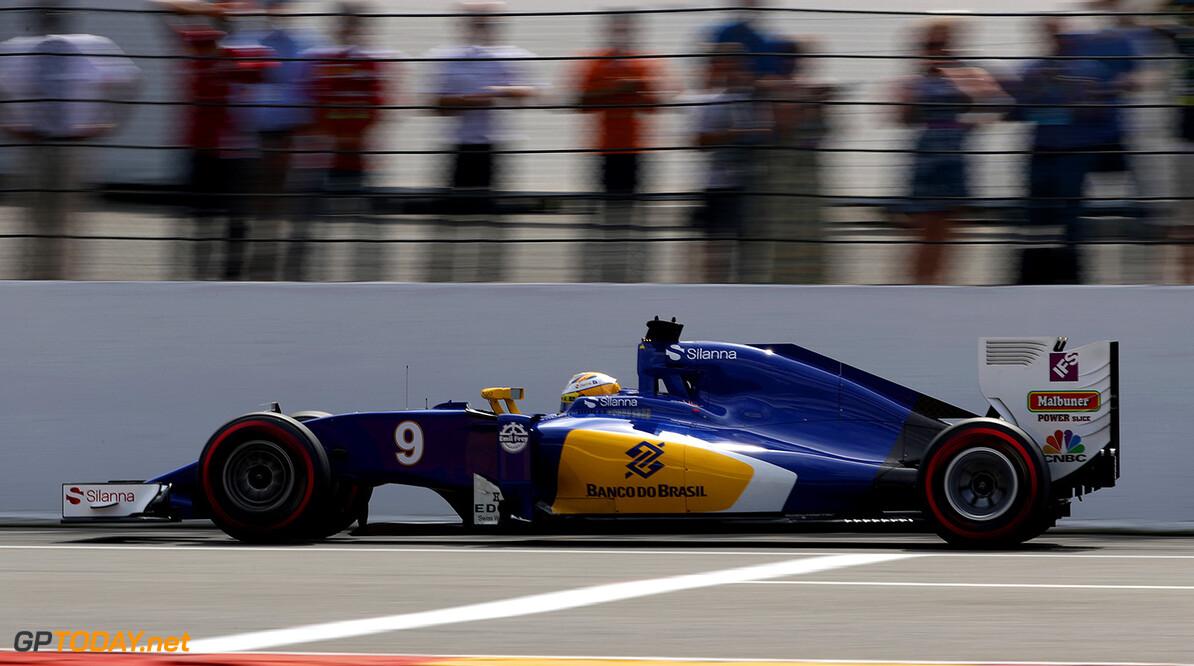Belgian GP Friday 26/08/16 Marcus Ericsson (SWE) Sauber F1 Team.  Circuit Spa-Francorchamps.  Belgian GP Friday 26/08/16 Jad Sherif                       Spa-Francorchamps Belgium  F1 Formula 1 One 2016 action Ericsson Sauber