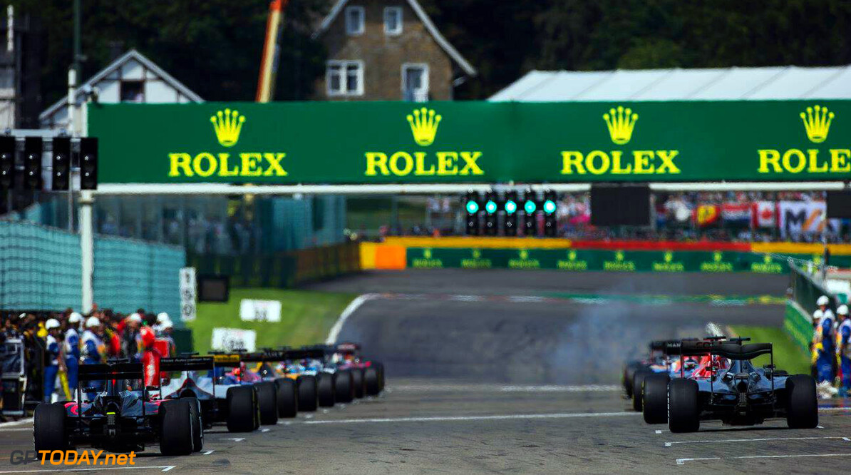 <b>Uit de oude doos:</b> De start van de Grand Prix van België 2016