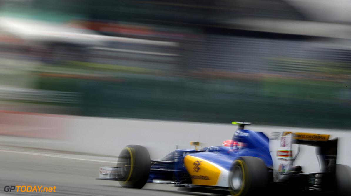 Belgian GP Sunday 28/08/16 Felipe Nasr (BRA), Sauber F1 Team.  Circuit Spa-Francorchamps. Belgian GP Sunday 28/08/16 Jad Sherif                       Spa-Francorchamps Belgium  F1 Formula 1 One 2016 action Nasr Sauber