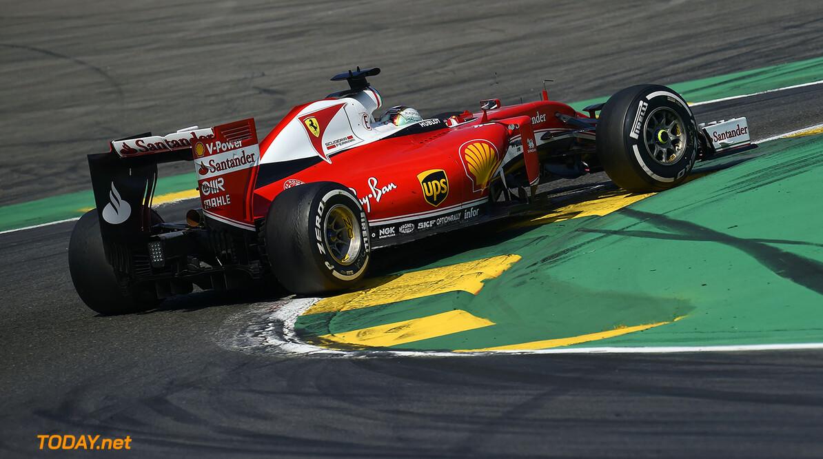 Ferrari zet stijgende lijn in met nieuwe structuur
