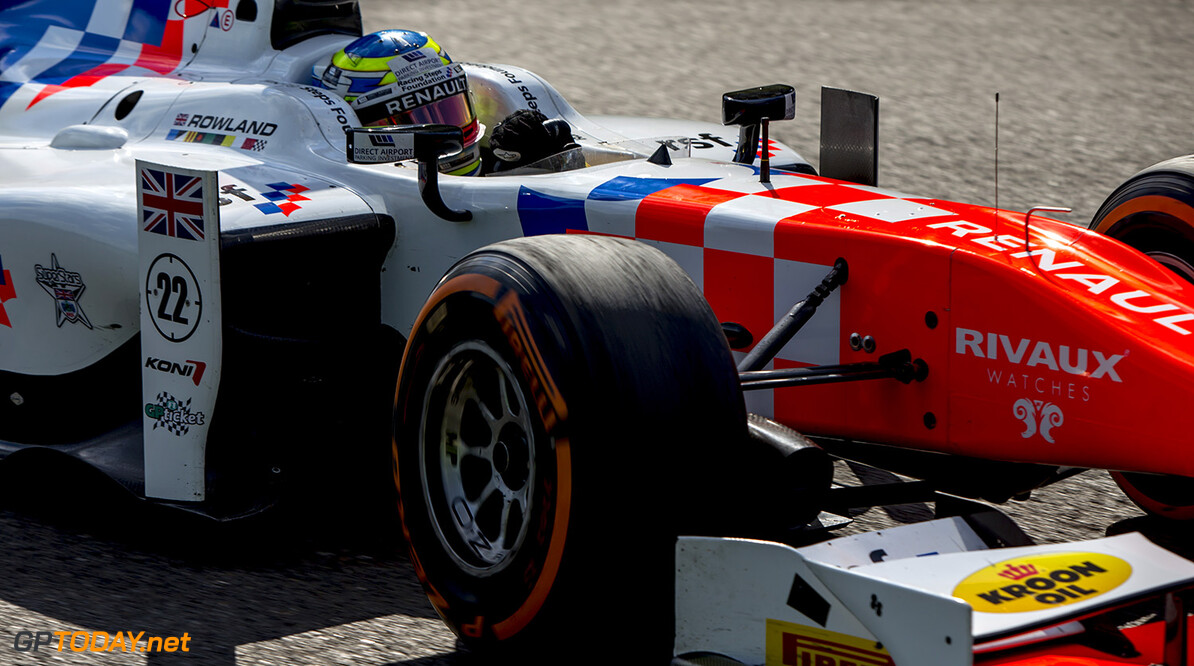 Rowland tops practice in Bahrain