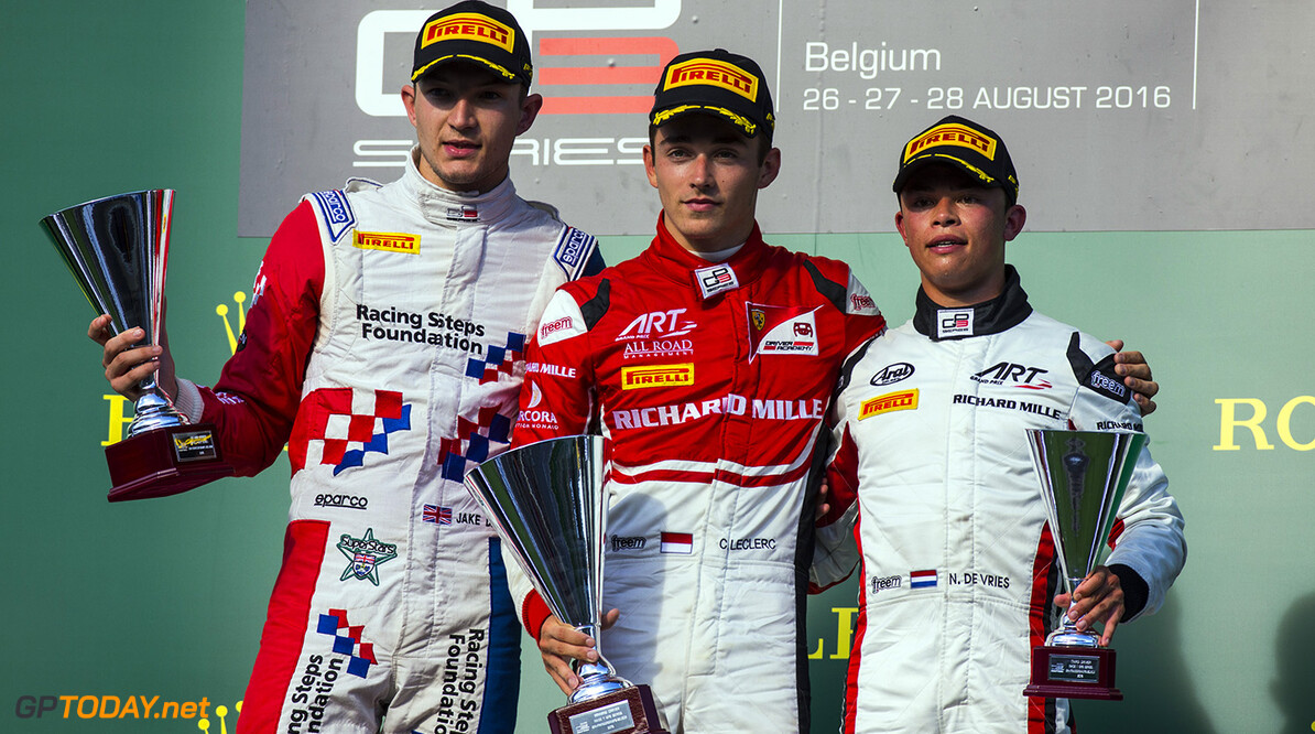 2016 GP3 Series Round 6