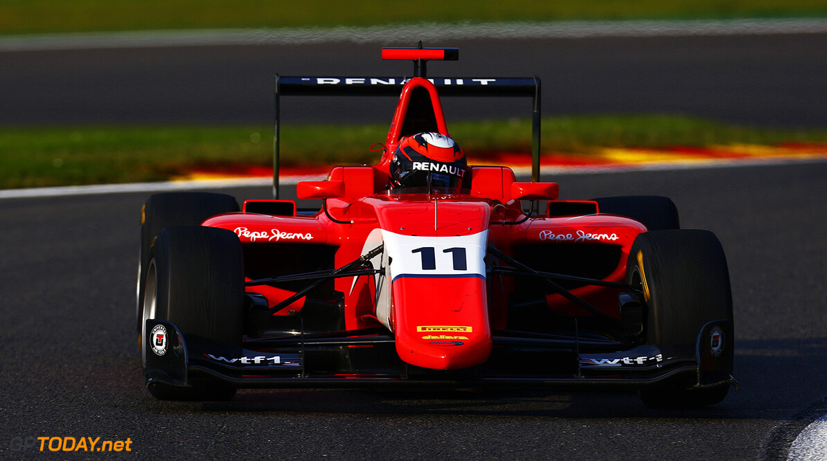 2016 GP3 Series Round 6. 