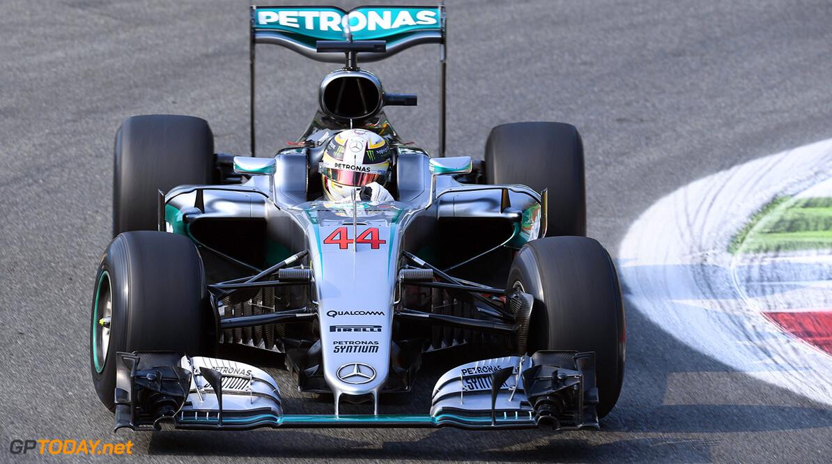 Archivnummer: M40056 Grosser Preis von Italien 2016, Freitag 2016 Italian Grand Prix, Friday Wolfgang Wilhelm Monza Italien  Italien Grand Prix Autodromo Nazionale Monza Freitag 2016