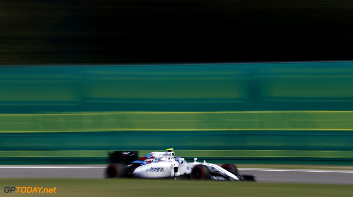 Autodromo Nazionale di Monza, Italy. Friday 2 September 2016. Valtteri Bottas, Williams FW38 Mercedes. Photo: Glenn Dunbar/Williams ref: Digital Image W31I6996A  Glenn Dunbar    Action