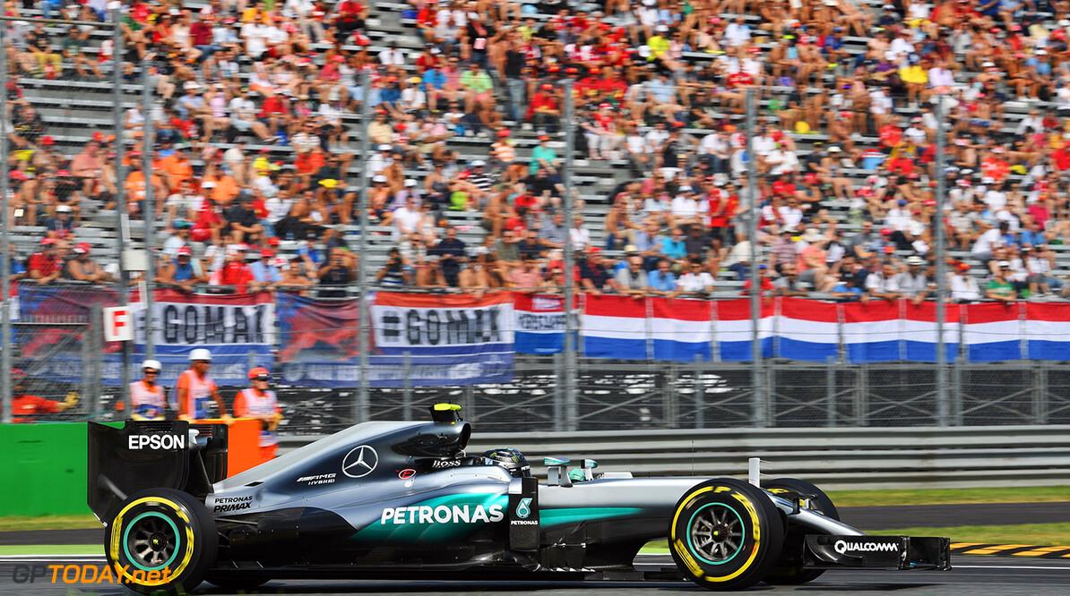 Archivnummer: M40074 Grosser Preis von Italien 2016, Freitag 2016 Italian Grand Prix, Friday Wolfgang Wilhelm Monza Italien  Italien Grand Prix Autodromo Nazionale Monza Freitag 2016