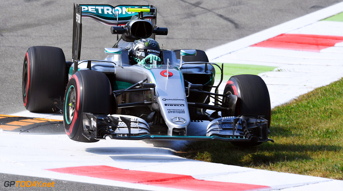 Archivnummer: M40028 Grosser Preis von Italien 2016, Freitag 2016 Italian Grand Prix, Friday Wolfgang Wilhelm Monza Italien  Italien Grand Prix Autodromo Nazionale Monza Freitag 2016