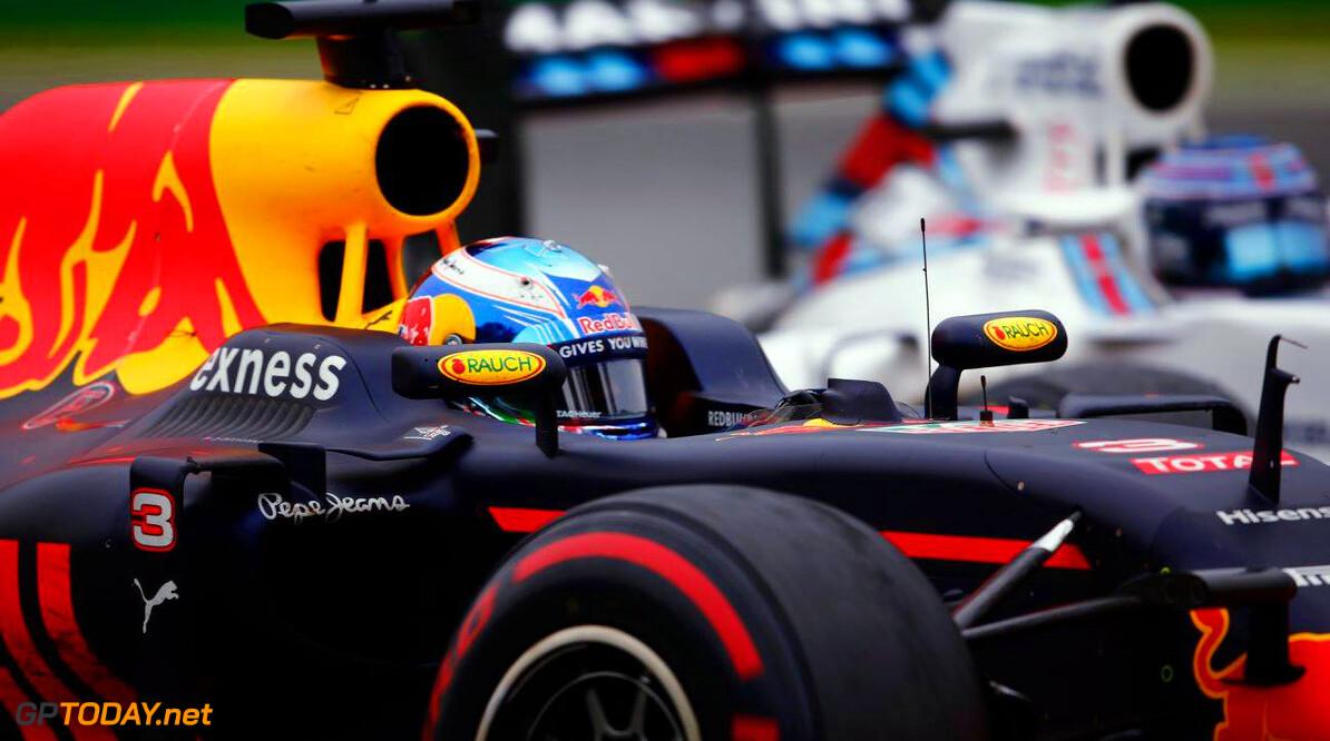 Red Bull speelt sleutelrol in ontwerp Formule 1-auto's 2017