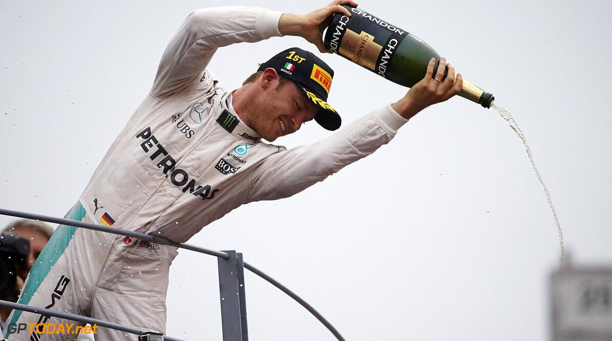 Archivnummer: M40287 Grosser Preis von Italien 2016, Sonntag 2016 Italian Grand Prix, Sunday Steve Etherington Monza Italien  Italien Grand Prix Autodromo Nazionale Monza Sonntag 2016
