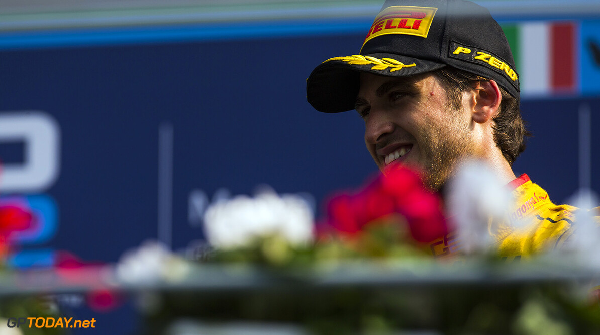 Antonio Giovinazzi linked with Ferrari role for 2017