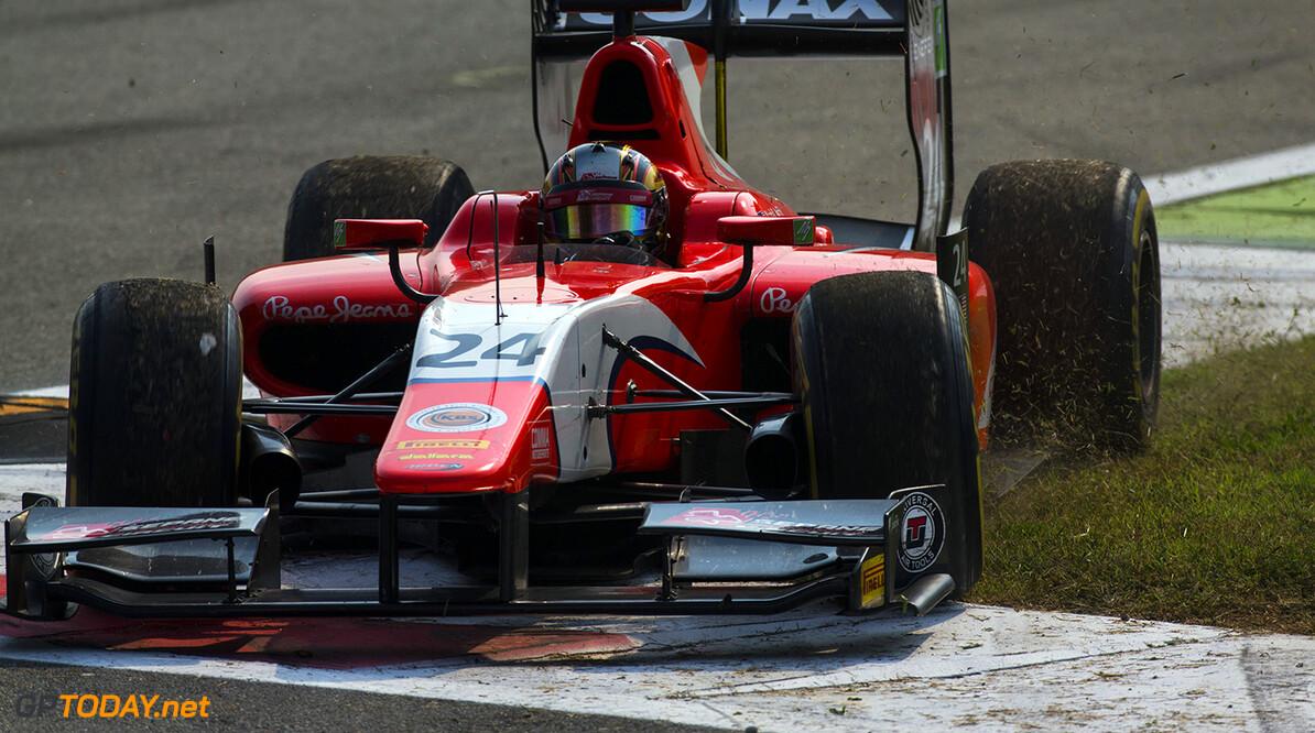 2016 GP2 Series Round 9 Autodromo di Monza, Italy. Saturday 3 September 2016. Nabil Jeffri (MAS, Arden International)  Photo: Sam Bloxham/GP2 Series Media Service. ref: Digital Image _SBB8322  Sam Bloxham    Race One Feature action