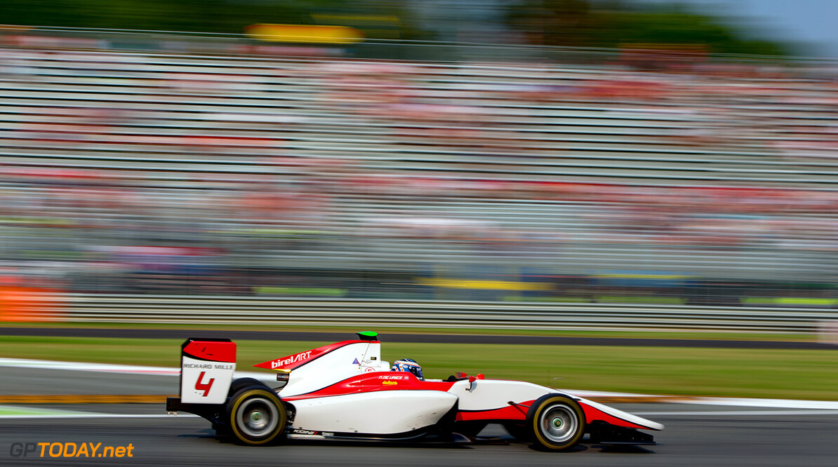 2016 GP3 Series Round 7. 
