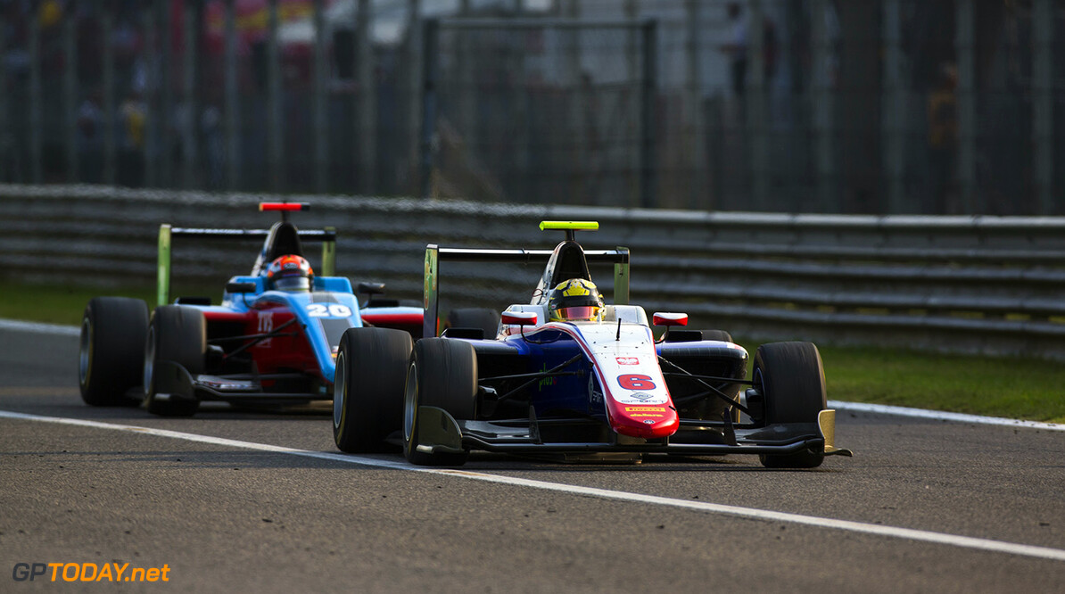 2016 GP3 Series Round 7