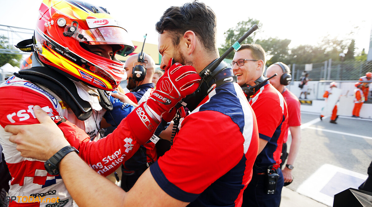 Jake Dennis (GBR, Arden International) 