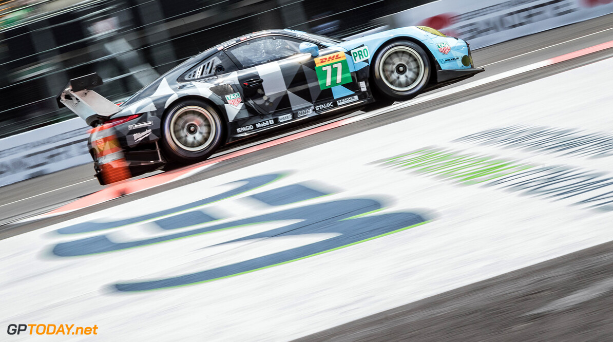 GT7D4027.jpg CAR #77 / DEMPSEY-PROTON RACING / DEU / Porsche 911 RSR (2016) - WEC 6 Hours of Mexico - Autodrome Hermanos Rodriguez - Mexico City - Mexique  CAR #77 / DEMPSEY-PROTON RACING / DEU / Porsche 911 RSR (2016) - WEC 6 Hours of Mexico - Autodrome Hermanos Rodriguez - Mexico City - Mexique  Gabi Tomescu Mexico City Mexique  Adrenal Media Autodrome Hermanos Rodriguez Mexico City Mexique