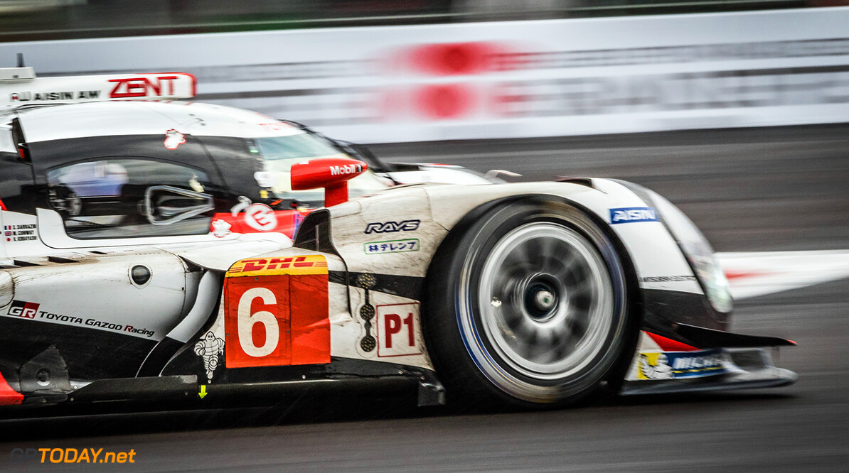 Toyota win 6 hours of Fuji