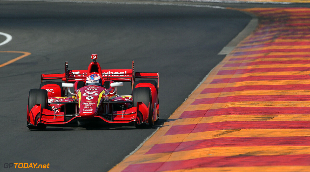 "Scott Dixon sees ""a steep learning curve"" with Honda"