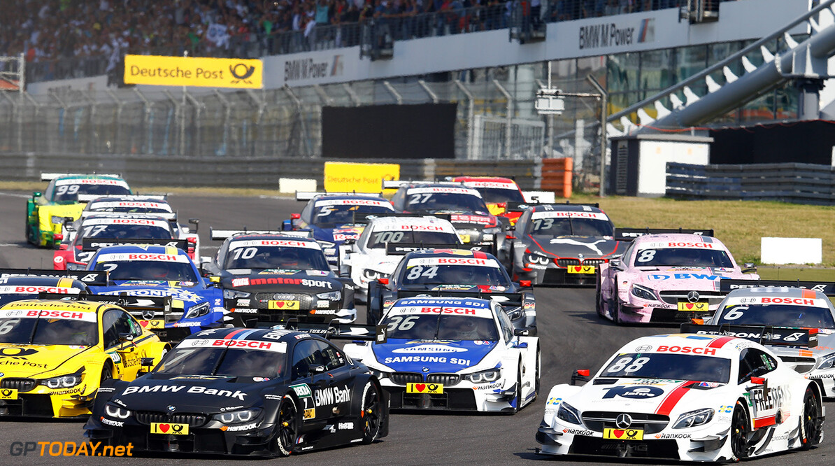 DTM grid set to drop