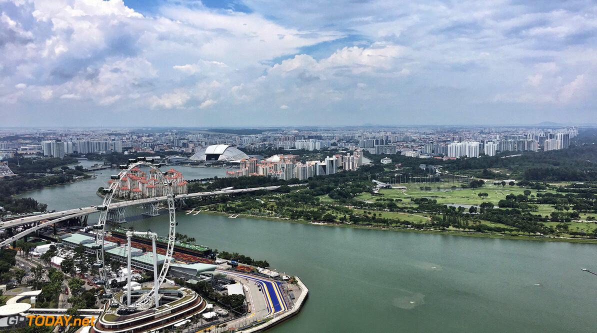 Weersvoorspelling Singapore: Altijd dreiging van regen