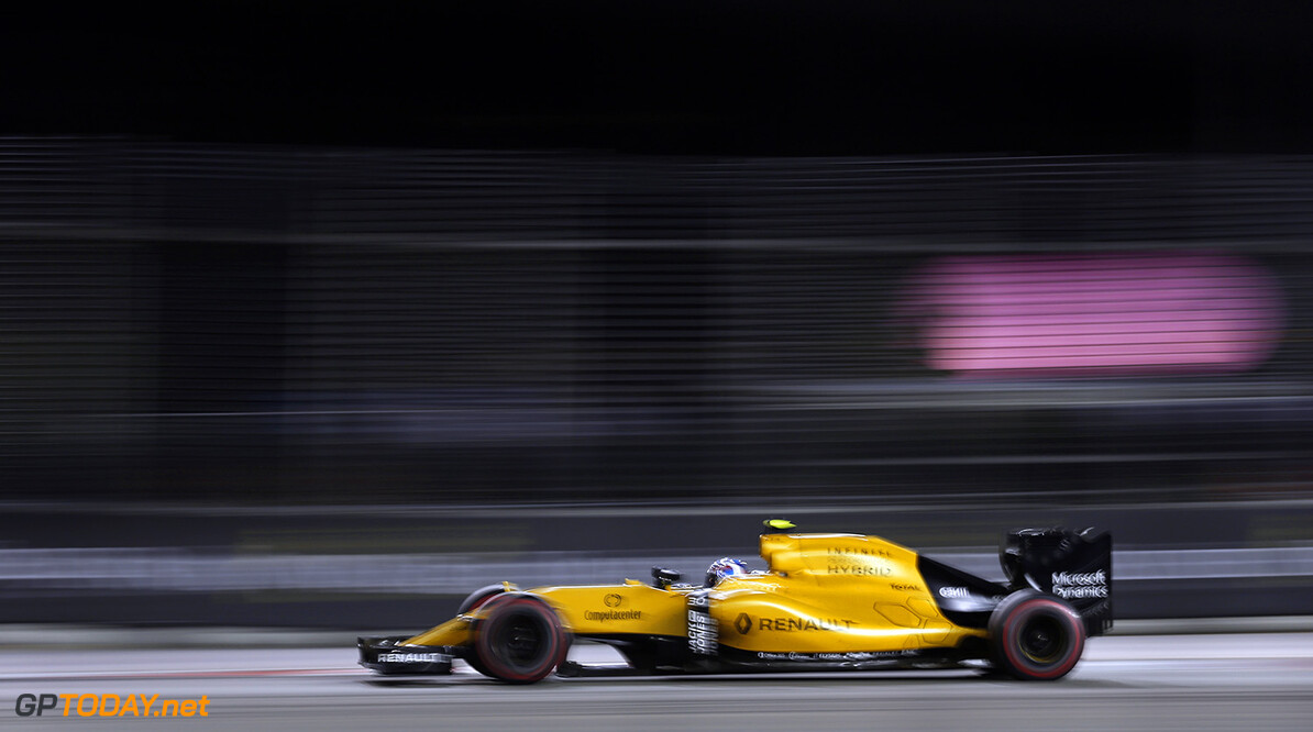 30 PALMER Jolyon (gbr) Renault F1 RS 16 team Renault Sport F1 team action during the 2016 Formula One World Championship, Singapore Grand Prix from September 16 to 18 2016 in Singapour - Photo Jean Michel Le Meur / DPPI F1 - SINGAPORE GRAND PRIX 2016 Jean Michel Le Meur Singapour Singapour  auto car f1 formula 1 formula one formule 1 formule un grand prix motorsport race september septembre singapour world championship
