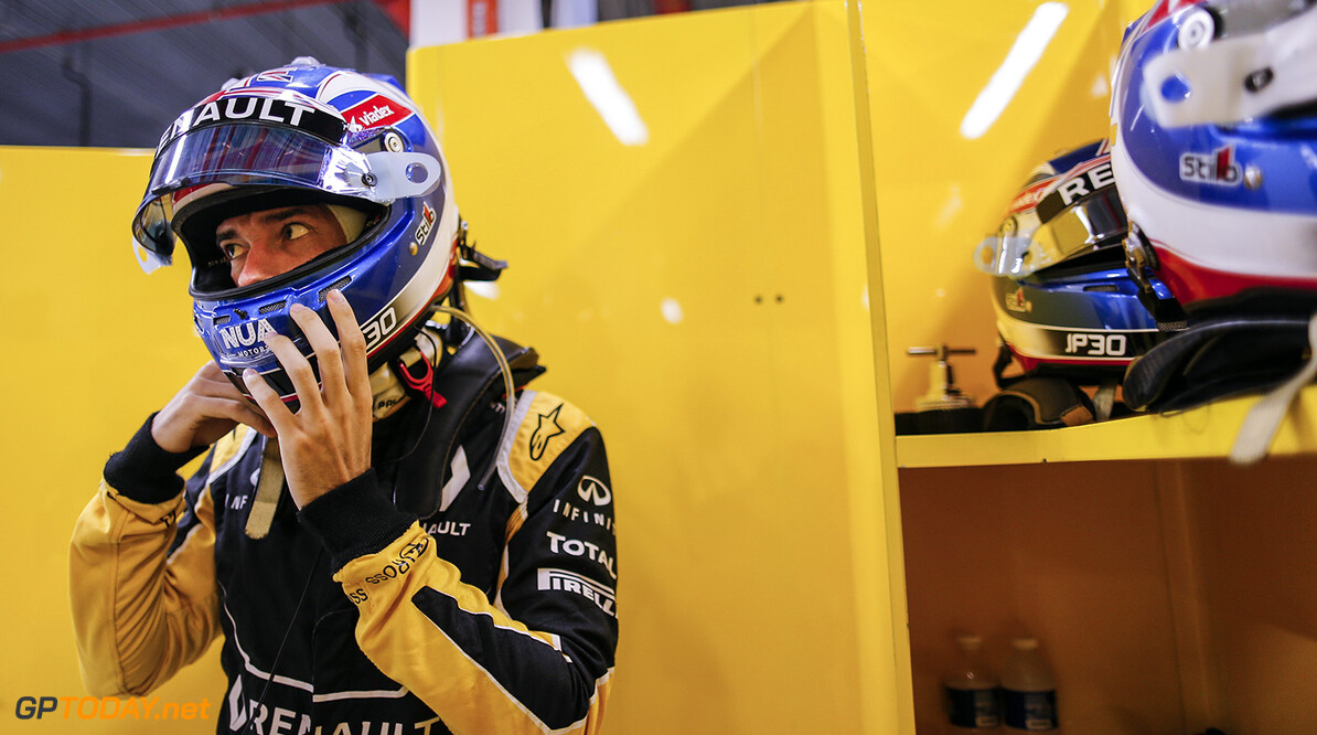 "Jolyon Palmer ""feeling good"" about Brazil"