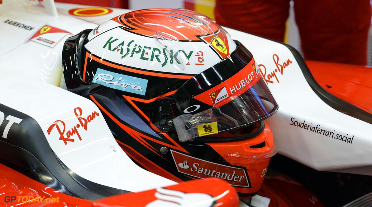 Ferrari ontkent verhaal achtergelaten gereedschap in auto Raikkonen