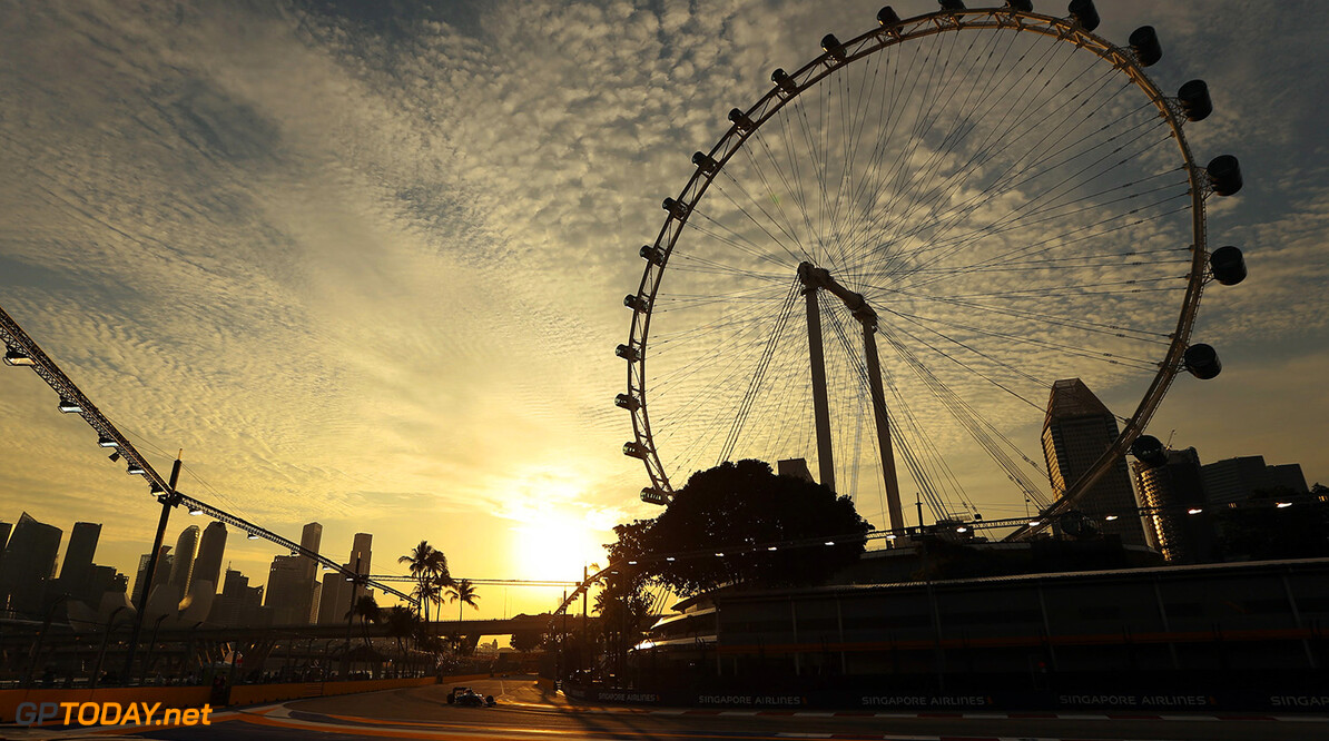 Discussions for new Singapore GP contract 'ongoing'