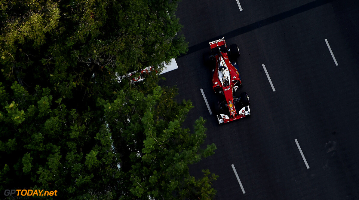 GP SINGAPORE F1/2016  GP SINGAPORE F1/2016  (C) FOTO STUDIO COLOMBO PER FERRARI MEDIA ((C) COPYRIGHT FREE) GP SINGAPORE F1/2016  (C) FOTO STUDIO COLOMBO SINGAPORE SINGAPORE