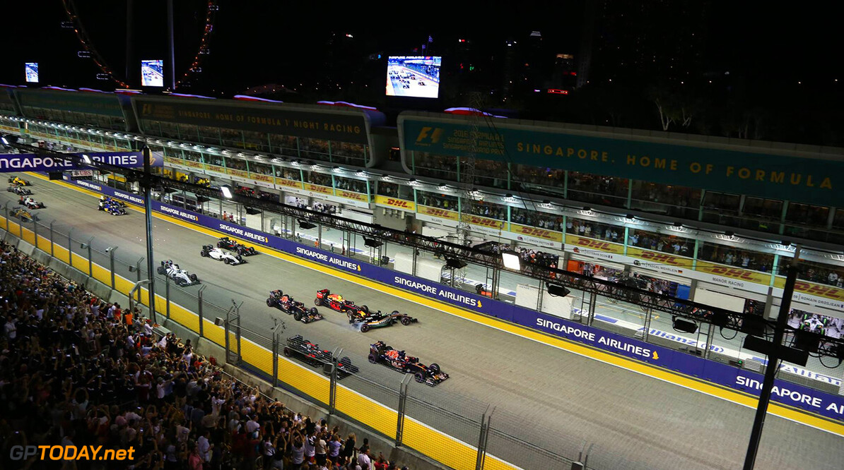 Terugblik op 2016:</strong> De Grand Prix van Singapore
