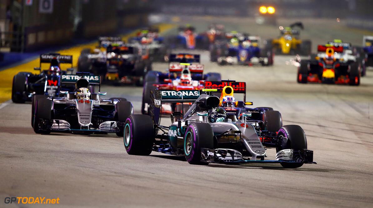 Archivnummer: M41497 Grosser Preis von Singapur 2016, Sonntaggg 2016 Singapore Grand Prix, Sundayyy Wolfgang Wilhelm Marina Bay Singapore  Sonntag Singapur Grand Prix 2016 Marina Bay Street Circuit