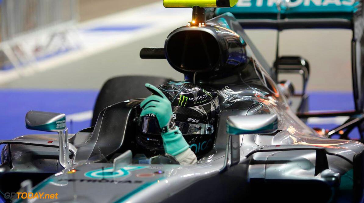 """Lauda: """"Rosberg leerde zichzelf hardheid aan"""""""