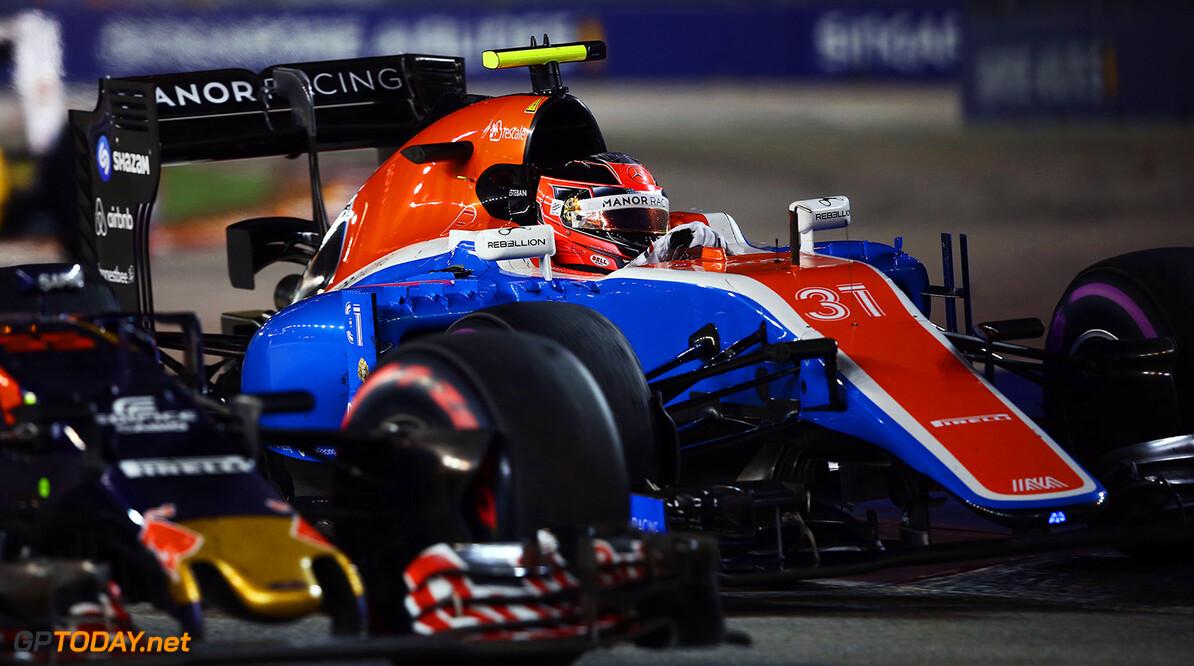 Manor Racing laat Ocon vooralsnog in de steek