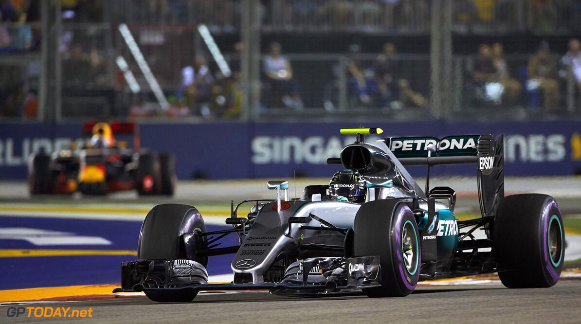 Mercedes deed het 'in zijn broek' voor Red Bull