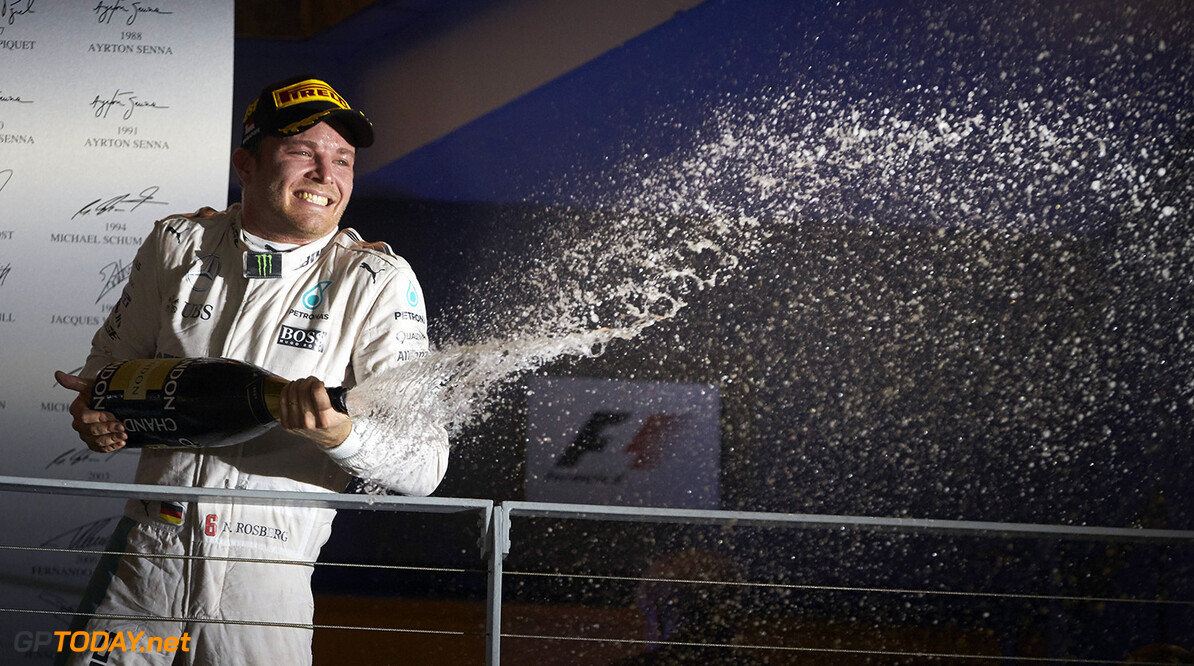 "Nico Rosberg ""in a good place"" ahead of title decider"