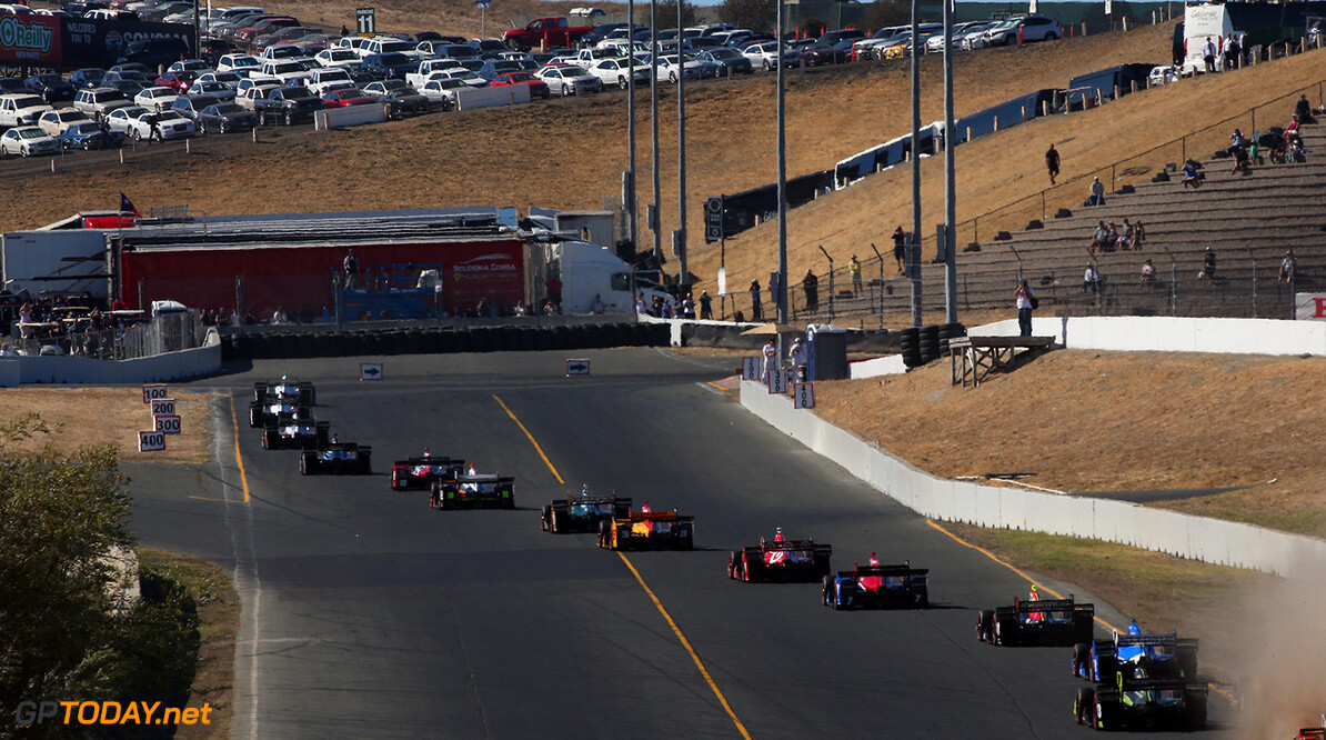 <b>Video:</b> IndyCar drivers preview final round at Sonoma