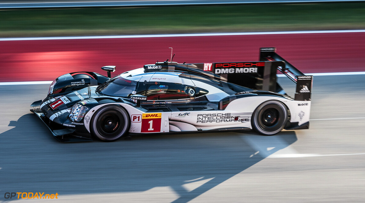 Porsche take pole for 6 hours of Shanghai