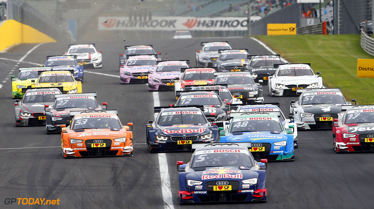 DTM rounding out at Hockenheim