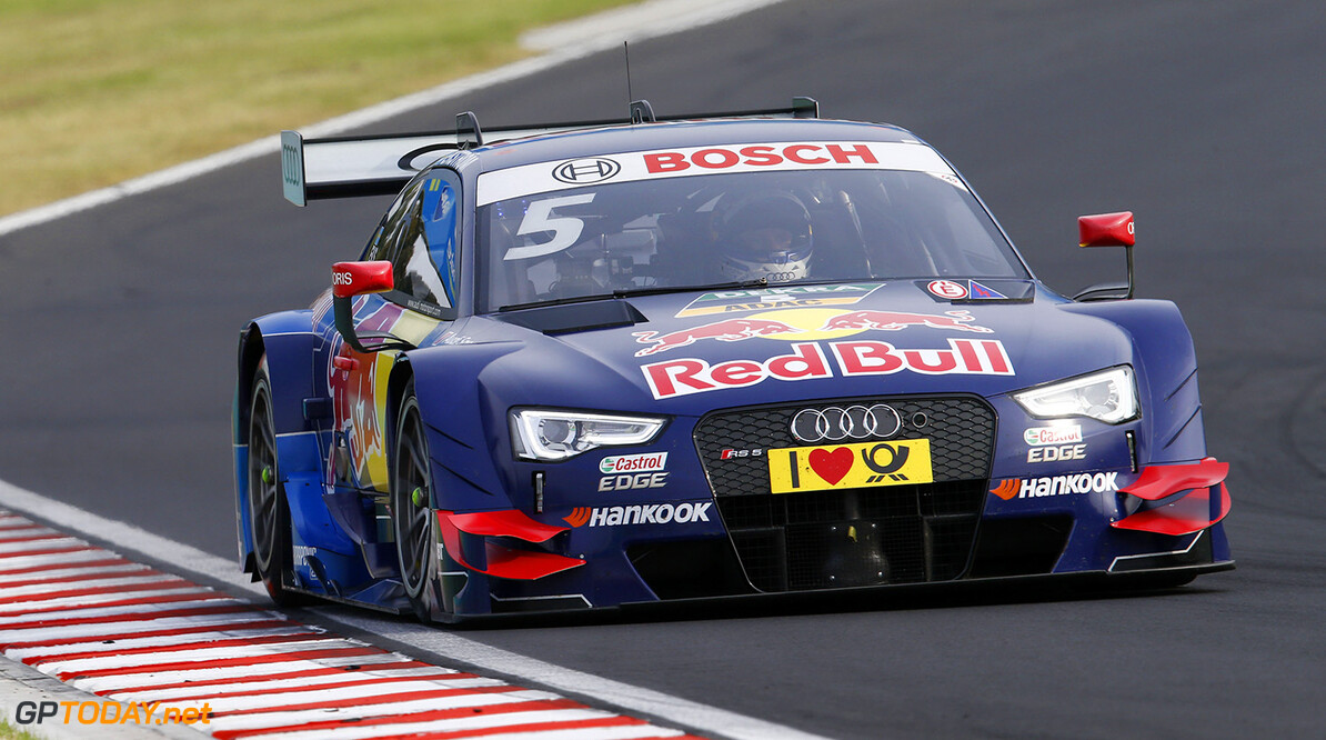 Duval en Rast in de DTM line-up van Audi