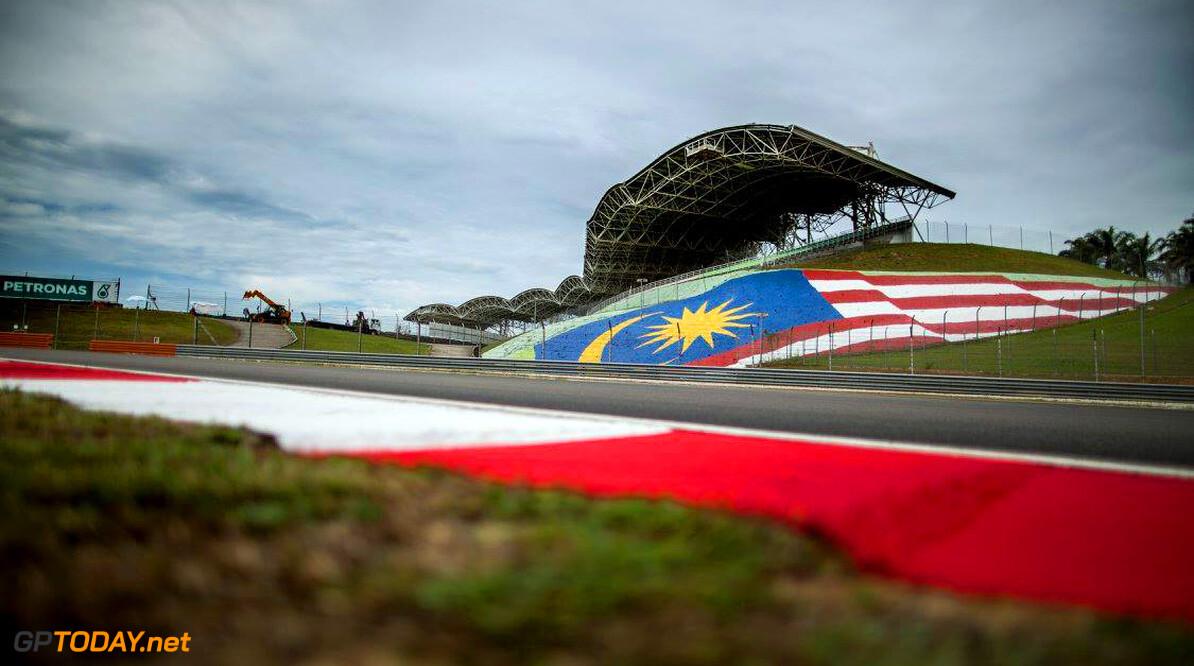 Maleisië stopt na 2018 met de jaarlijkse F1-race
