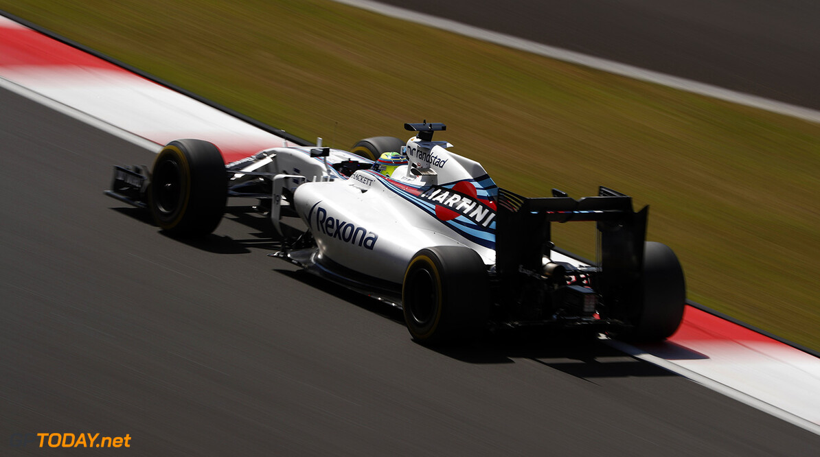 Sepang International Circuit, Sepang, Malaysia. Friday 30 September 2016. Felipe Massa, Williams FW38 Mercedes. Photo: Glenn Dunbar/Williams ref: Digital Image _X4I9789  Glenn Dunbar    Action